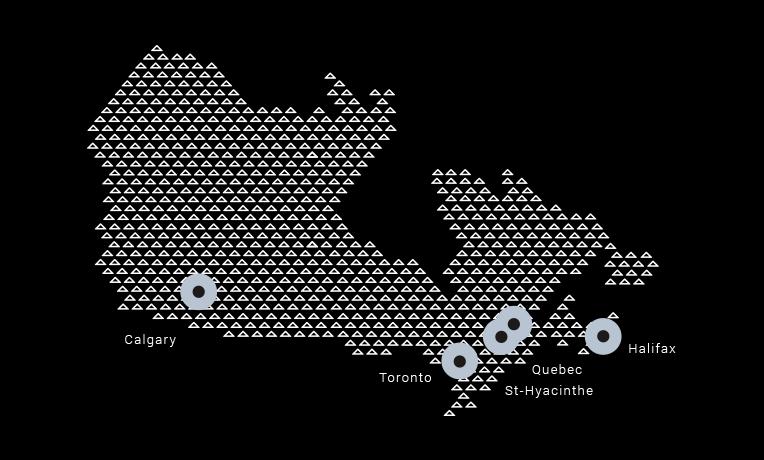Cdmv map