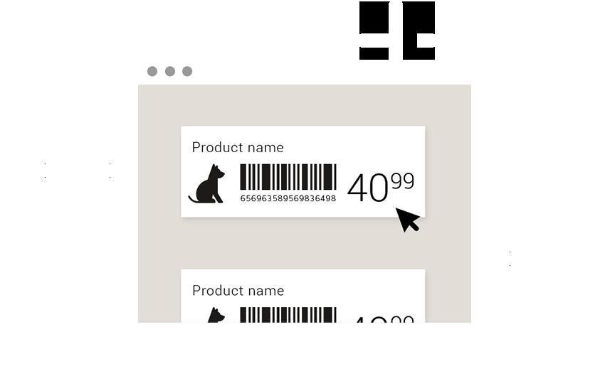 My online labelling platform